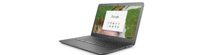 HP Chromebook 14 FHD